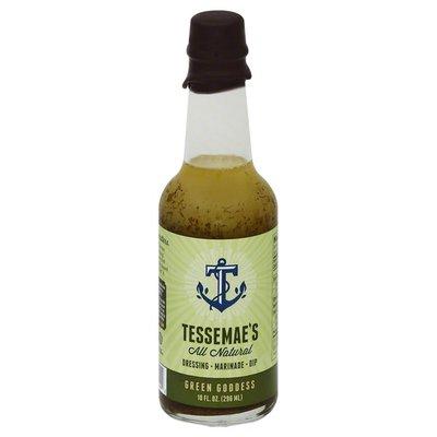 Tessemae's All Natural Dressing-Marinade-Dip, Green Goddess