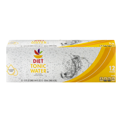 SB Diet Tonic Water - 12 CT