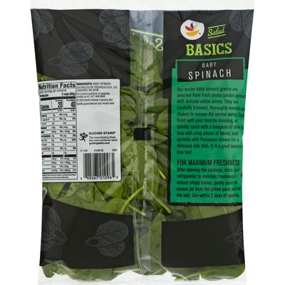 SB Baby Spinach