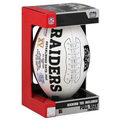 Players Football, Full Size, Raiders