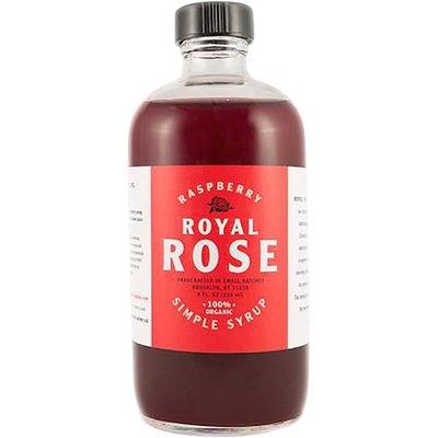 Royal Rose Organic Raspberry Simple Syrup