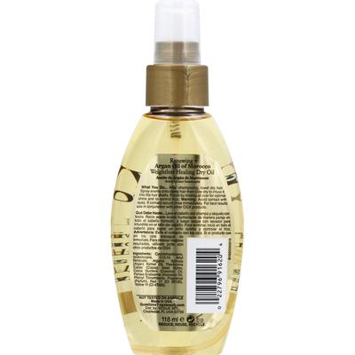 OGX Dry Oil, Healing, Weightless