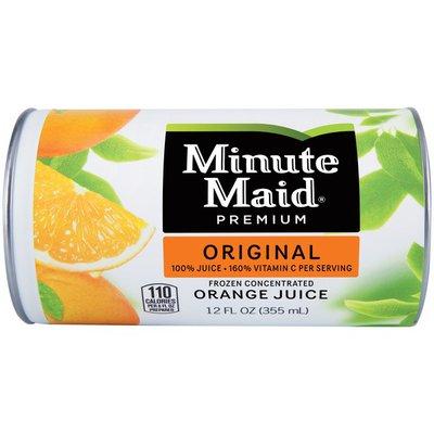 Minute Maid Orange Juice, Fruit Juice