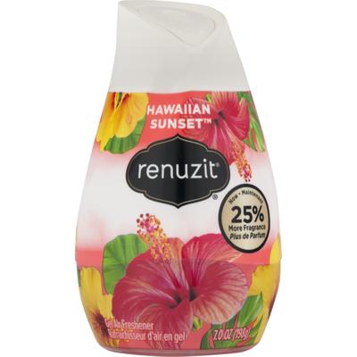 Renuzit Gel Air Freshener, Hawaiian Sunset