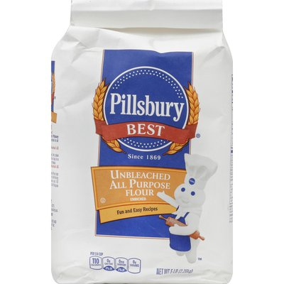 Pillsbury Best Unbleached All Purpose Flour