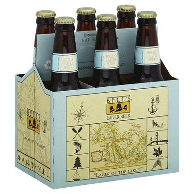 Bell's Lager, Bottles