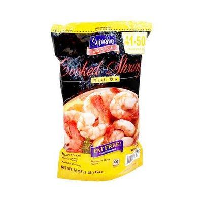 Supreme Choice Cooked Shrimp 41/50