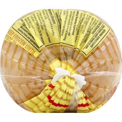 Lender's Original Plain Pre Sliced Bagels