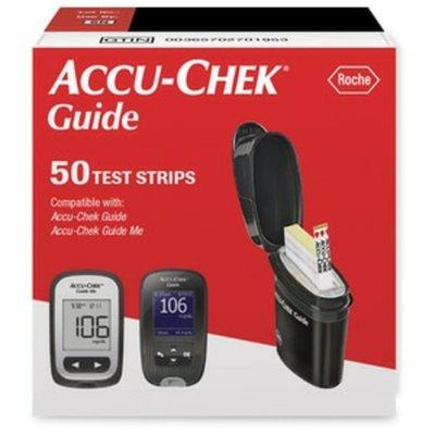 Accu-Chek Guide Test Strips (50 ct.)