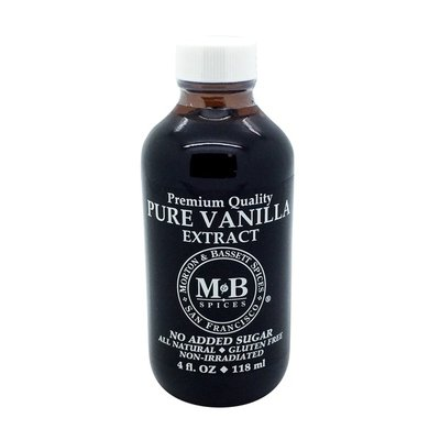 Morton & Bassett Spices Pure Vanilla Extract