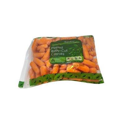 Signature Farms Peeled Baby-cut Carrots