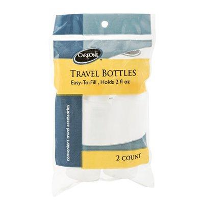 CareOne Travel Bottles - 2 CT