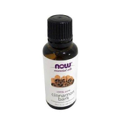 Now essential oils, cinnamon bark