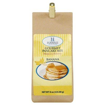 Hawaii Selection Pancake Mix, Gourmet, Banana, Bag