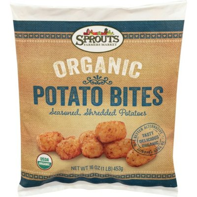 Sprouts Organic Potato Bites