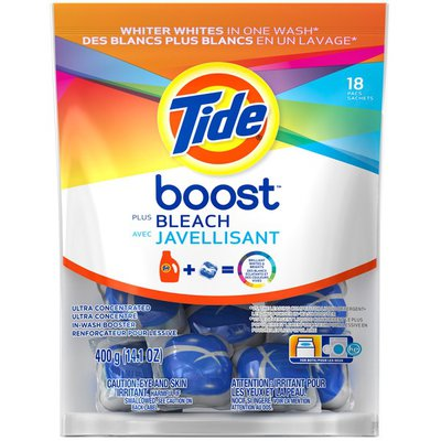 Tide Stain Release Boost plus Bleach In-Wash Booster