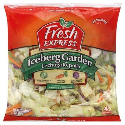 Fresh Express Iceberg Garden Salad Blend