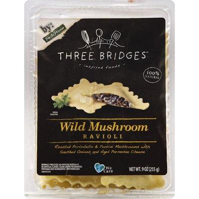 Three Bridges Ravioli, Wild Mushroom