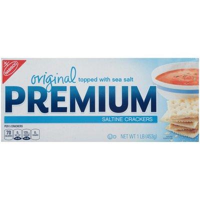 Premium Saltine Crackers, Original