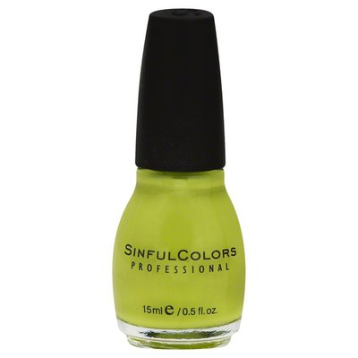 Sinful Colors Nail Enamel, Innocent 944