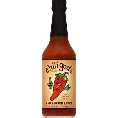 Chiligods Red Pepper Sauce