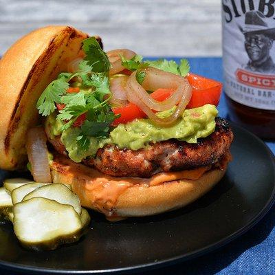 Stubb's® Spicy Bar-B-Q Sauce