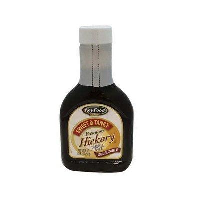 Key Food Premium Barbecue Sauce, Hickory
