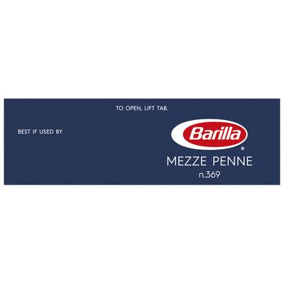 Barilla® Classic Blue Box Pasta Mezze Penne