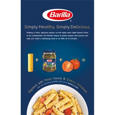 Barilla® Classic Blue Box Pasta Rigatoni