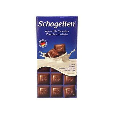Schogetten Alpine Milk Chocolate