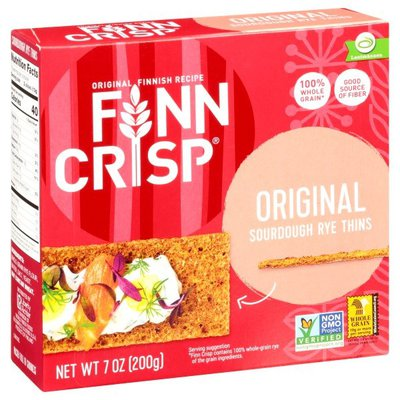 Finn Crisp Sourdough Rye Thins, Original