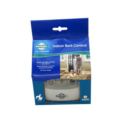 PetSafe Indoor Bark Control Ultrasonic Pet Training System