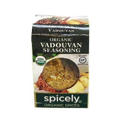 Spicely Organics Organic Vadouvan Seasoning