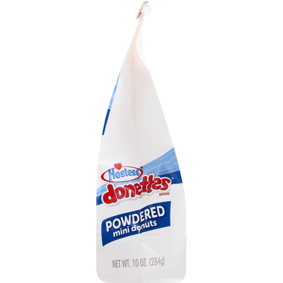 Hostess Powdered Sugar Donettes