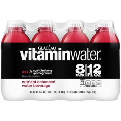 Glaceau Vitaminwater XXX Acai-Blueberry-Pomegranate Vitaminwater