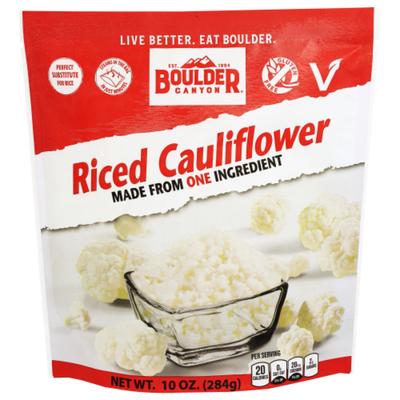 Boulder Canyon Riced Cauliflower