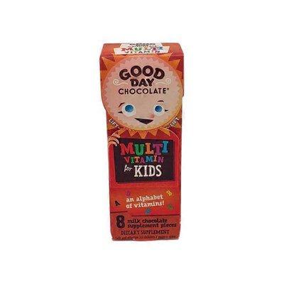 Good Day Chocolate Kids Multivitamin & Supplement
