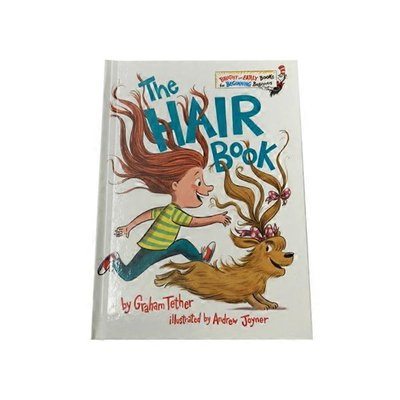 Random House Books for Young Readers The Hair Book Hardcover