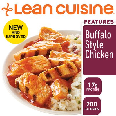 Lean Cuisine Features Buffalo Style Chicken Frozen Meal