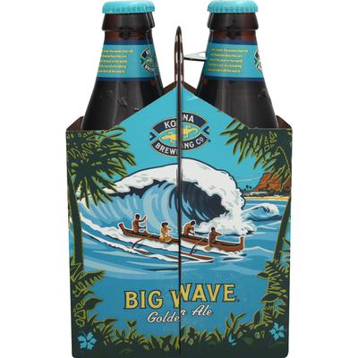 Kona Brewing Company Big Wave Golden Ale