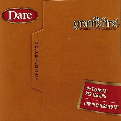 Dare Whole Grain Crackers