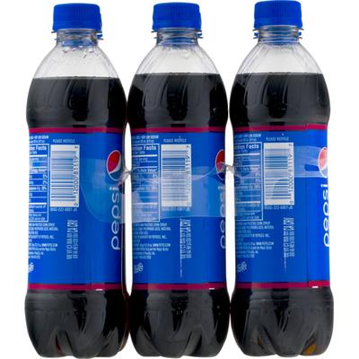 Pepsi Wild Cherry Cola