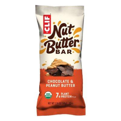 CLIF Bar Chocolate & Peanut Butter Nut Butter Bar