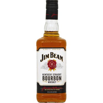 Jim Beam Bourbon Whiskey, Kentucky Straight