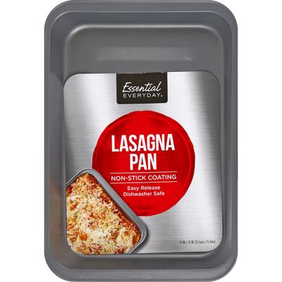 Essential Everyday Lasagna Pan, Non-Stick Coating