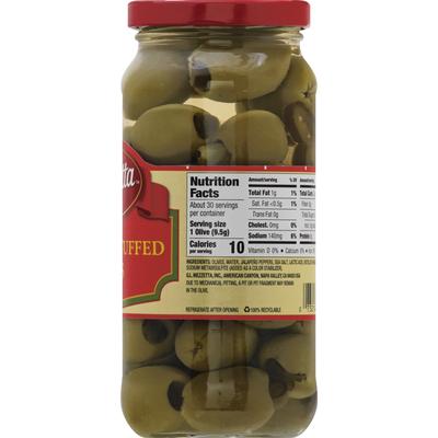 Mezzetta Olives, Jalapeno Stuffed
