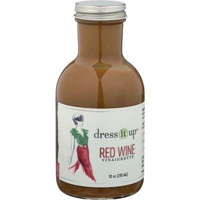 Dress It Up Red Wine Vinaigrette