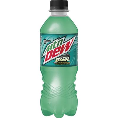 Mountain Dew Soda, Baja Blast