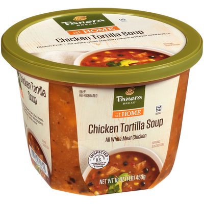 Panera Bread Chicken Tortilla Soup