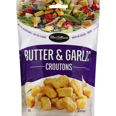 Mrs. Cubbison's Croutons, Butter & Garlic